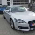 Audi TT 2.0 TFSI Coupe S LINE