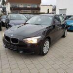BMW Baureihe 1 Lim. 5-trg. 116d             Navi+ Park+Alu